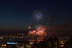 Seattle 4th of July (Kevin_Barrett) Tags: seattle washington fireworks sony lakeunion alpha 4thofjuly independenceday capitolhill slt ssm a77 1650mm