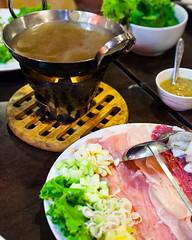 ฟองดูว์ (สุกี้เวียดนาม) อร่อยสุดๆ ร้านไซง่อนริมไทร สุขุมวิท 65