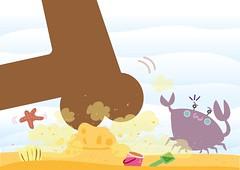ppbb18-07 (bigbrownmonster) Tags: love monster daddy design education comic child creative illustrations story relationship parent kawaii 创意 adventures stories mundane 故事 growingup 爸爸 漫画 儿童 preschooler 爱 可爱 设计 幼稚園 成长 关系 父女 亲子 stayathome 乐趣 怪兽 爸爸抱抱 自创 bigbrownmonster wilkietan papahughug