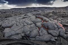 Lava Big Island Hawaii (akunz78) Tags: usa hawaii lava foto fotografie urlaub natur insel land bigisland geology feuer landschaft stein ferien schwarz neu magma pele vulkan wissenschaft heiss pazifik sehenswrdigkeit inseln geschmolzen wiedergeburt glhen fliessen farbbild