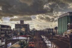 [Sky][City]