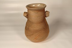 Mizusashi (熊窯 陶工房 www.kumagama.com) Tags: ceramics tea teaceremony chawan chado chanoyu teabowl urasenke japanesepottery mizusashi kensui codykroll futaoka