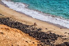 Ezquinzo Beach (minuano12) Tags: espaa fuerteventura playa canarias aurora verano vacaciones elcotillo 0058 playadeezquinzo
