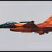 RNLAF F-16AM - The Orange Lion