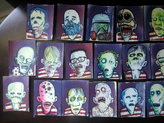 (andres musta) Tags: andres musta sticker stickers stickerart art zas zombie squad zombieartsquad adhesive andresmusta slaps