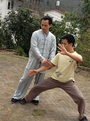 "Master Fu Nengbin Tai Chi School Yangshuo 1 • <a style=""font-size:0.8em;"" href=""http://www.flickr.com/photos/76454937@N07/9533943693/"" target=""_blank"">View on Flickr</a>"