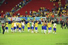 Brasil x Australia (Pablo Almeida Photo) Tags: brazil braslia brasil de australia man nacional estdio gol seleo garrinha canarniho