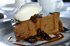 Fig treat (Roving I) Tags: fig sydney restaurants australia desserts dining lunches dedesonthewharf
