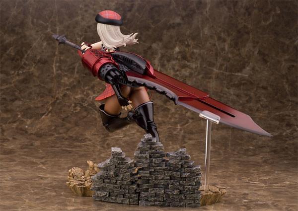 噬神戰士艾莉莎1/8戰鬥姿態雕像性感現身!