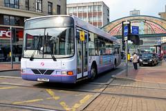 First 60681 (First South Yorkshire) T863MAK (Howard_Pulling) Tags: camera uk photo nikon sheffield yorkshire siemens tram august trams stagecoach strassenbahn supertram southyorkshire 2013 duewag stagecoachsupertram howardpulling d5100