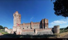 Castell de La Mota / Medina del Campo / Valladolid (Ull mgic) Tags: valladolid mota castillo castell