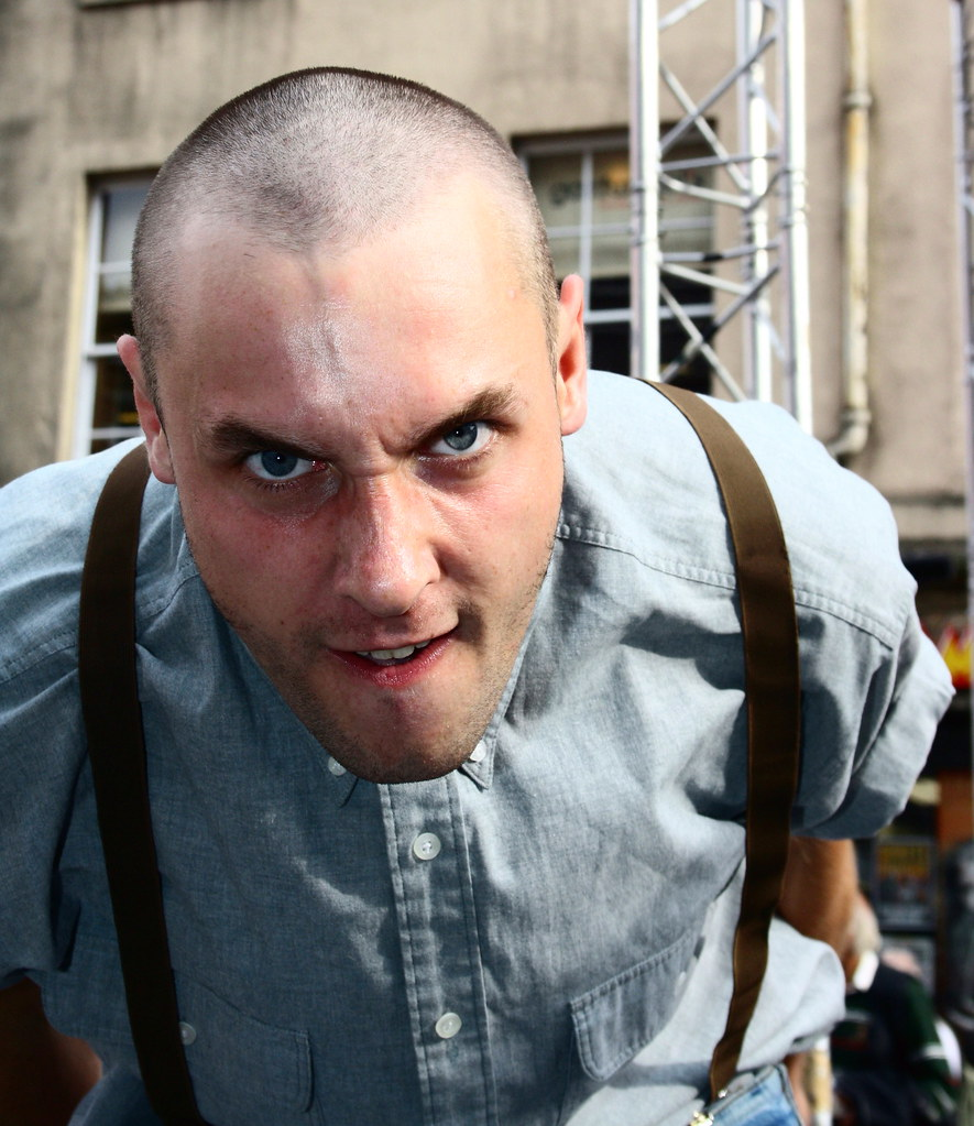 English punk skinhead porn