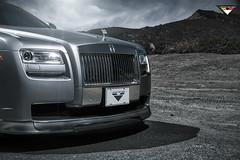 Vorsteiner Rolls Royce Ghost RR04 (Vorsteiner) Tags: side rear wheels skirt front trunk lip rolls carbon custom fiber diffuser royce forged spoiler