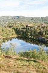 _DSC8512 (kennethmlgaard) Tags: lake nature water norway forest landscape telemark haukeli