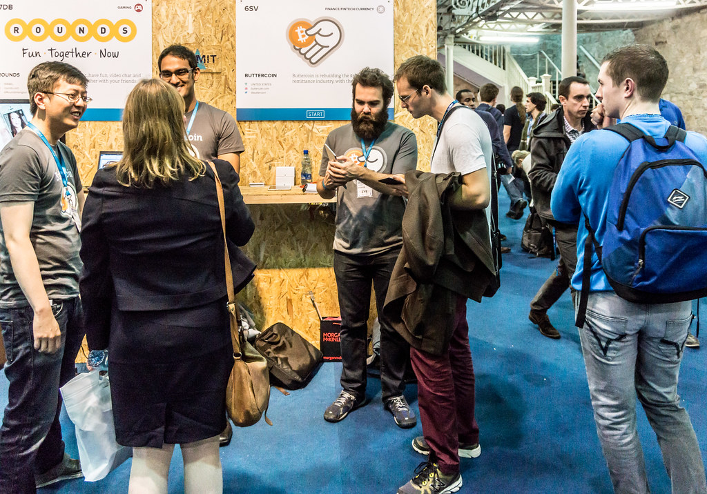 The Web Summit - Buttercoin