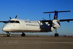 Bombardier Q400 (cbc123488) Tags: united bombardier canadair mci kci q400 dash8q400 kmci