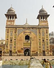 Masjid Wazir Khan (aliabdullah.176) Tags: pakistan khan lahore masjid wazir