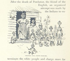 """British Library digitised image from page 46 of """"Bill Nye's History of the United States. Illustrated by F. Opper"""""""