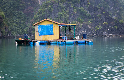 2013-11: Halong Bay: Houseboat