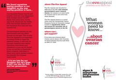 Ovarian Cancer Information Leaflet