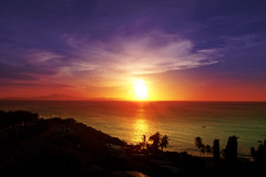 Venezuelan sunset IV (*atrium09) Tags: sunset sky sun seascape sol beach colors clouds venezuela cielo nubes venezuelan atrium09 platinumheartaward