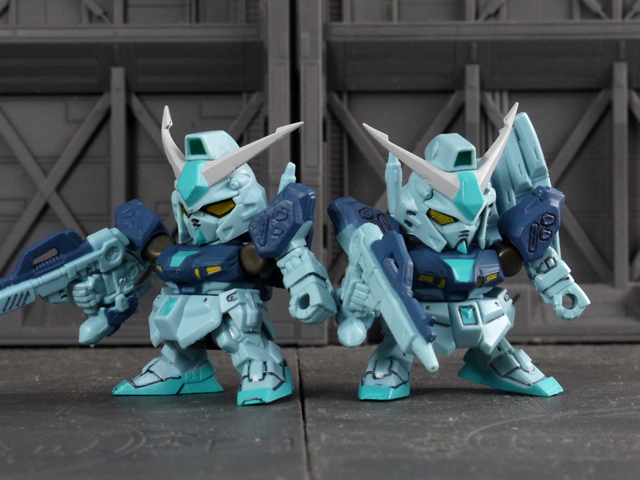 RX-94 Mass Production  Type ν Gundam