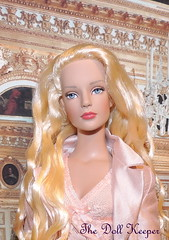 Sydney Chase Just Divine (The doll keeper) Tags: pink lace sydney tyler wentworth platinum