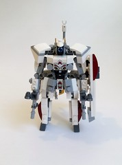 X-15 Excalibur Fully Armored (funnystuffs) Tags: mobile robot lego pacific suit armor jaeger custom gundam rim mecha excalibur mech moc