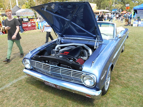 1963 Ford Falcon Sprint Convertible - a photo on Flickriver