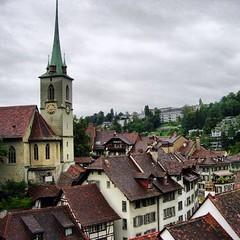 Bern, Switzerland (sunsetbaytravel) Tags: trip travel beautiful square landscape switzerland landscapes suisse squareformat trips svizzera viaggi viaggio iphoneography suizra instagramapp uploaded:by=instagram