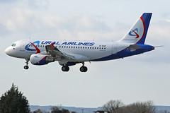 A319-111 EI-EWF (VQ-BTP) URAL AIRLINES (shanairpic) Tags: shannon a319 airbusa319 uralairlines eirtech eiewf vqbtp