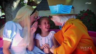 Girl's Disney dream comes true: Anglea Bonser has dedicated much of her photography to make sure her child's moments of bliss are captured in a special way. The mom sews custom princess dresses for her daughter and captures her joy at Disneyland.