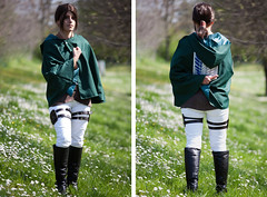 Ymir from Shingeki no Kyojin (Lexandeer) Tags: cosplay no attack titan dei ymir kyojin giganti lattacco shingeky