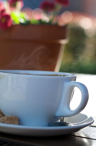 Afternoon coffee ©  Still ePsiLoN