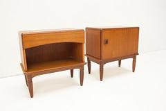 Topform nightstands (Hedenverleden.nl) Tags: dutch vintage de design retro industrialdesign dutchdesign wwwhedenverledennl
