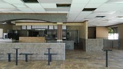 McDonald's interior (closed) (RetailByRyan95) Tags: old abandoned dead virginia closed interior empty mcdonalds va vacant gloucester former hayes
