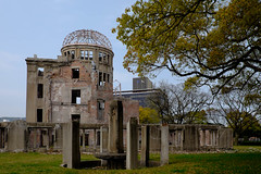 A-Bomb Dome (Genbaku Domu) (chengkiang) Tags: japan hiroshima abombdome atomicbombdome genbakudomu hiroshimapeacememorialpark