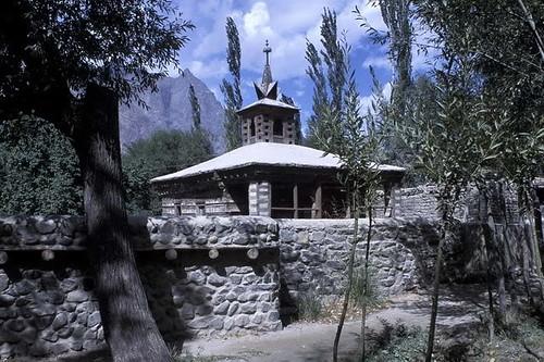 Mosque Amborik Shigar Baltistan 3