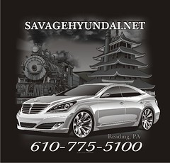 "Savage Hyundai - Reading, PA • <a style=""font-size:0.8em;"" href=""http://www.flickr.com/photos/39998102@N07/14198706724/"" target=""_blank"">View on Flickr</a>"