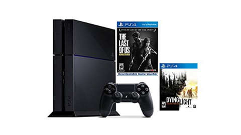 PS4 Bundle With DYING LIGHT and The Last of US Discounted to $430