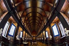 Trinity College (Sandra & Dean K.) Tags: ireland howth dublin irish college church st bar canon temple eos pub christ cathedral library irland guinness spire seal trinity 7d patricks stout