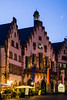 Menu by lamp post (Raoul Pop) Tags: autumn colors architecture canon germany menu de restaurant frankfurt flags medieval cobblestone frankfurtammain doorways canoneos5d