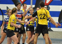 BW_Dalto_150207_46_DSC_6018 (RV_61, pics are all rights reserved) Tags: amsterdam korfbal blauwwit dalto korfballeague robvisser rvpics blauwwithal