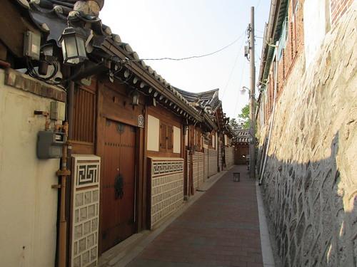 Bukchon, Séoul, Corée du Sud