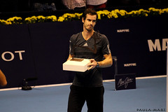 Andy Murray (PaulaM95) Tags: valencia sport canon atp tennis tenis murray open500