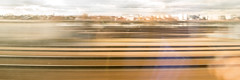 La Ligne Paris-Lyon (SylvainMestre) Tags: panorama paris france train lyon rail icm tgv intentionalcameramovement wwwsylvainmestrecom