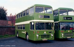 Lincolnshire 1902 820426 Grantham [jg] (maljoe) Tags: bristol nbc lincolnshire ecw bristolvrt easterncoachworks nationalbuscompany lincolnshireroadcar