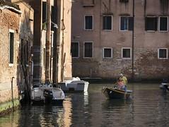 DSC04344_ep (Eric.Parker) Tags: venice italy boat canal italia granddaughter venezia granfather 2014