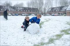 Short Winter Wonders 1/4 (geertfotografeert) Tags: winter kids sneeuwpret almere snowfun