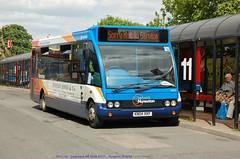Stagecoach Midland Red 47072 080520 Nuneaton [jg] (maljoe) Tags: solo stagecoach optare optaresolo stagecoachgroup stagecoachmidlands stagecoachmidlandredsouth